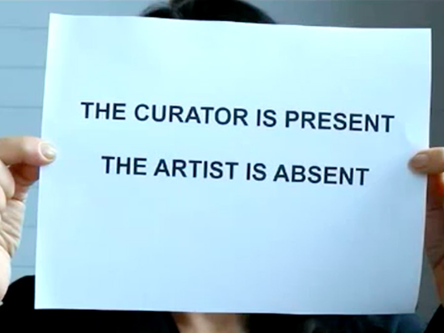 The Curator is Present